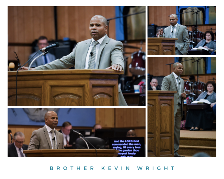 Brother kevin wright